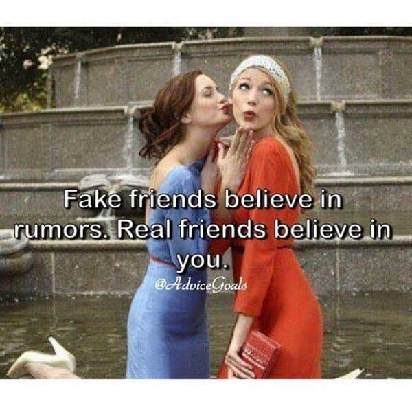 20 Fake Friends Memes That Are Totally Spot-On