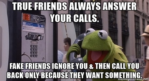 20 Fake Friends Memes That Are Totally Spot-On ...