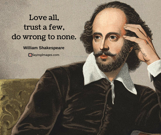 Best Of William Shakespeare Quotes And Sayings Sayingimages Com