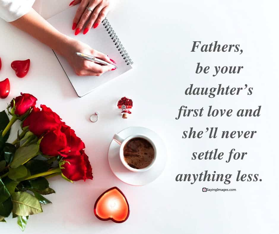 father daughter first quotes