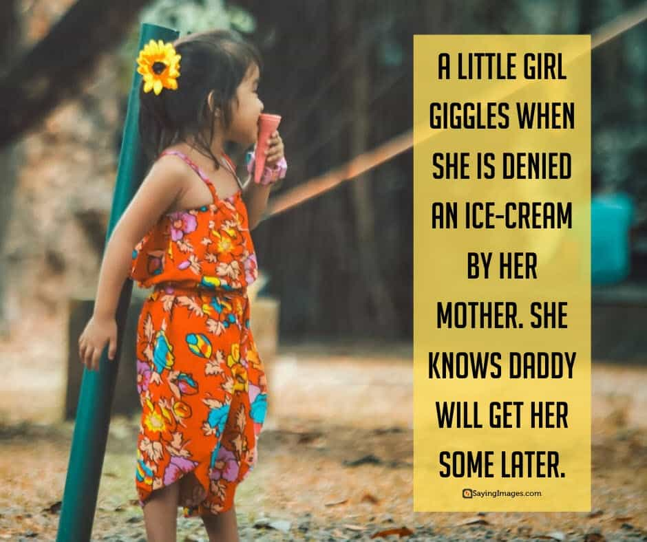 father daughter girl quotes