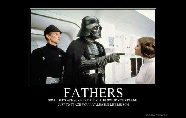 fathers day memes darthvader