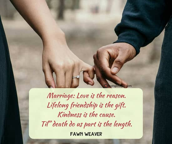 fawn weaver marriage quotes