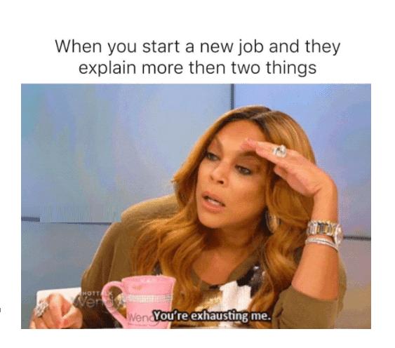 20 Awesome New Job Memes Thatll Make You Feel Proud Sayingimagescom
