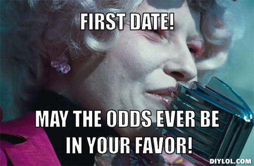 May The Odds Be Ever In Your Favor Meme Job
