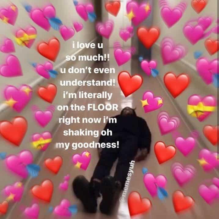 floor uwu meme