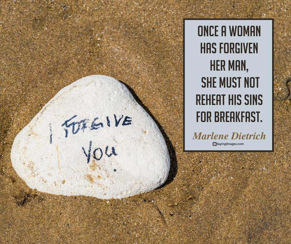 forgiveness woman quotes
