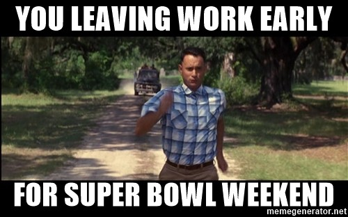 leaving work for vacation meme