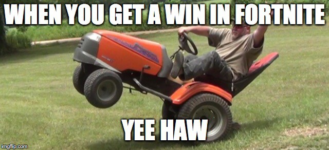 fortnite yeehaw meme