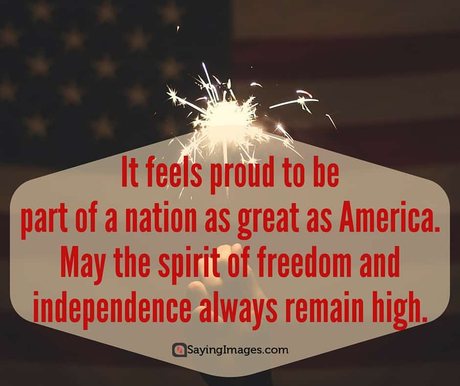 fourth of july sayings