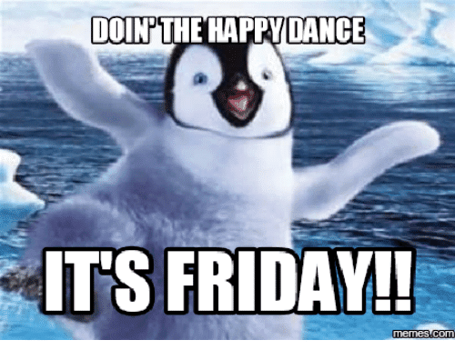 20 Happy Dance Memes That Will Put A Smile On Your Face