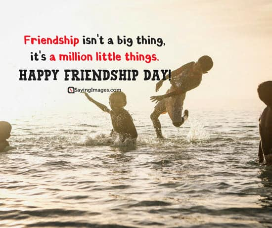 friendship day greetings