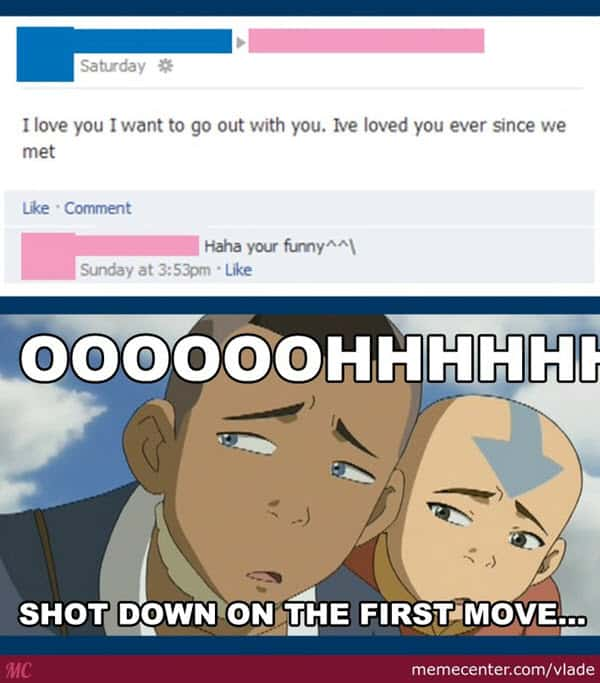 friendzone youre funny memes
