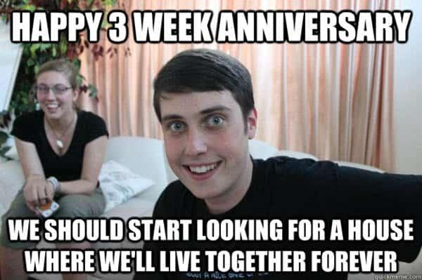 funny anniversary happy memes
