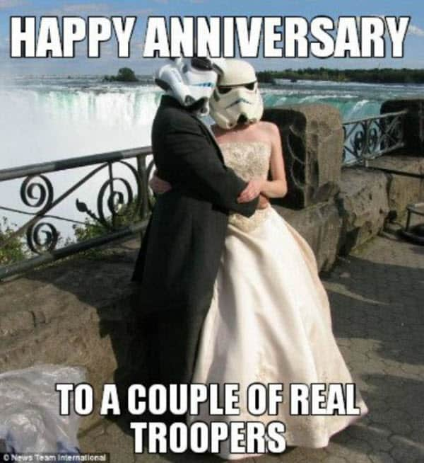funny anniversary real troopers memes