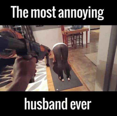 funny annoying husband memes