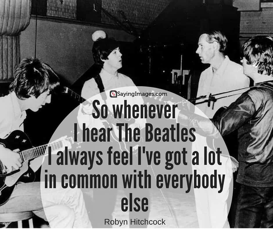 The Beatles Quotes Stunning 48 Inspirational The Beatles Quotes SayingImages