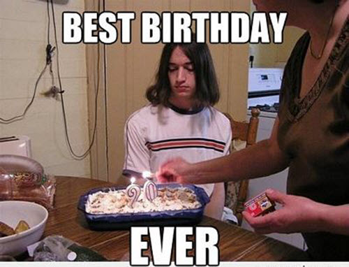 funny birthday best ever memes