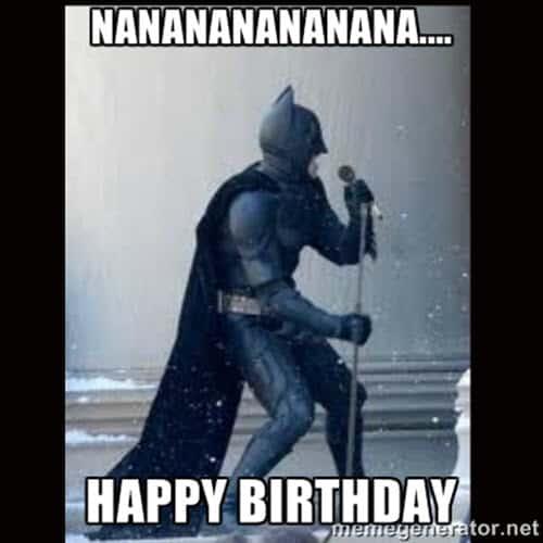 funny birthday nananana memes