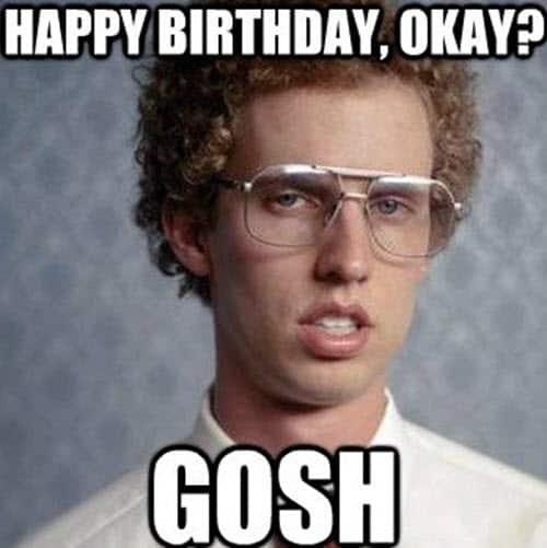 funny birthday okay memes