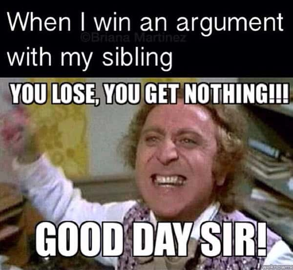 funny brother argument memes
