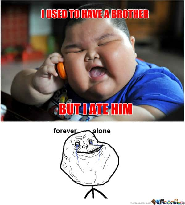 funny brother ate him memes