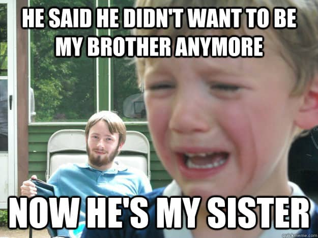 30 Funny Brother Memes To Troll Your Sibling With Sayingimages Com