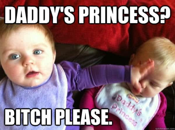 funny brother princess memes