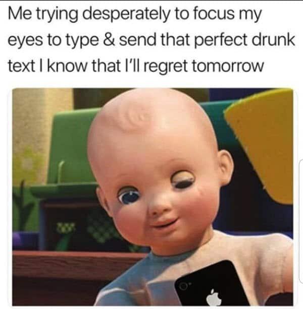 funny drunk focus my eyes memes