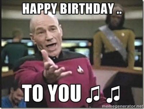 funny happy birthday to you memes