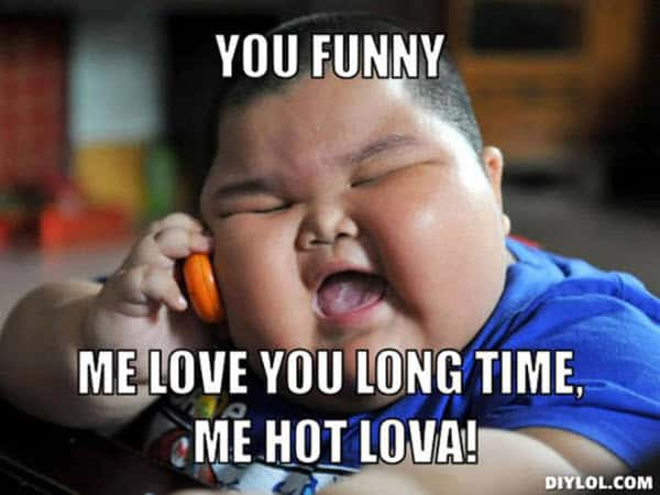 funny i love you funny meme