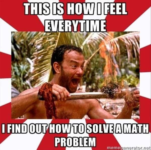 funny math problems memes