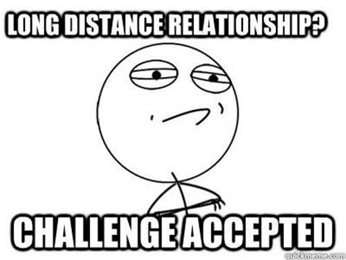 funny relationship challenge accepted memes