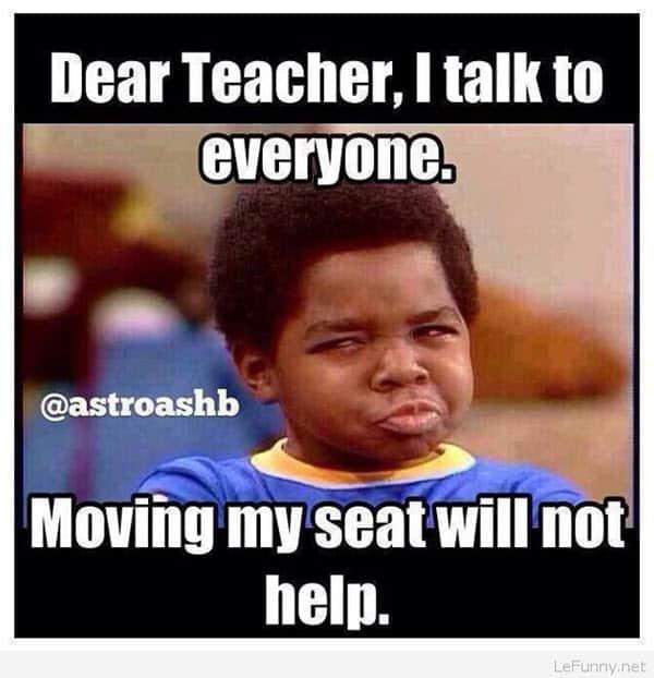 40 Funny School Memes For Students Sayingimages Com