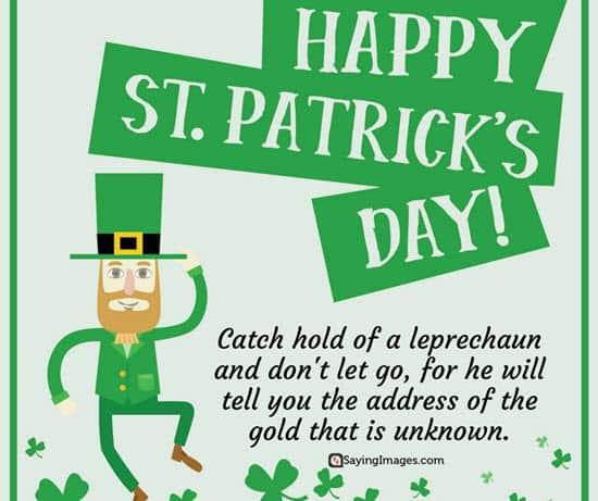funny st patrick quotes