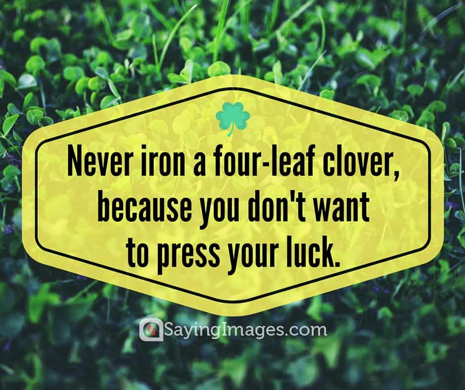 Happy St. Patrick's Day Quotes & Sayings | SayingImages.com