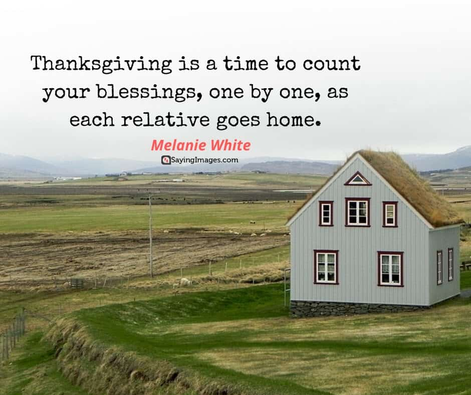 funny thanksgiving home quotes