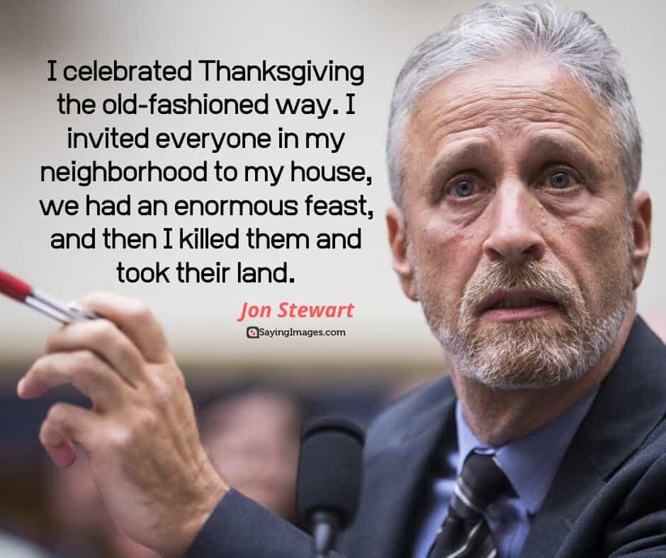 funny thanksgiving land quotes
