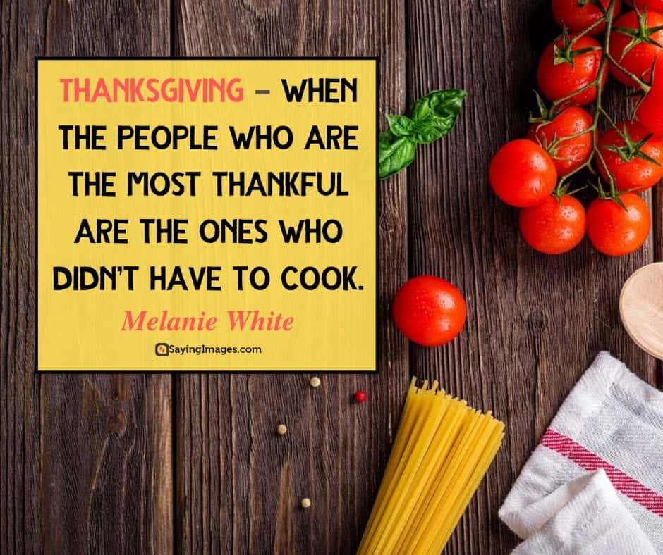 funny thanksgiving thankful quotes