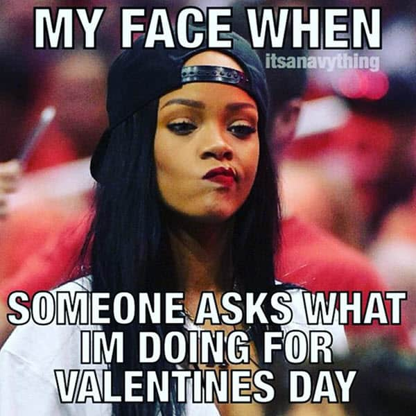 funny valentines my face when meme