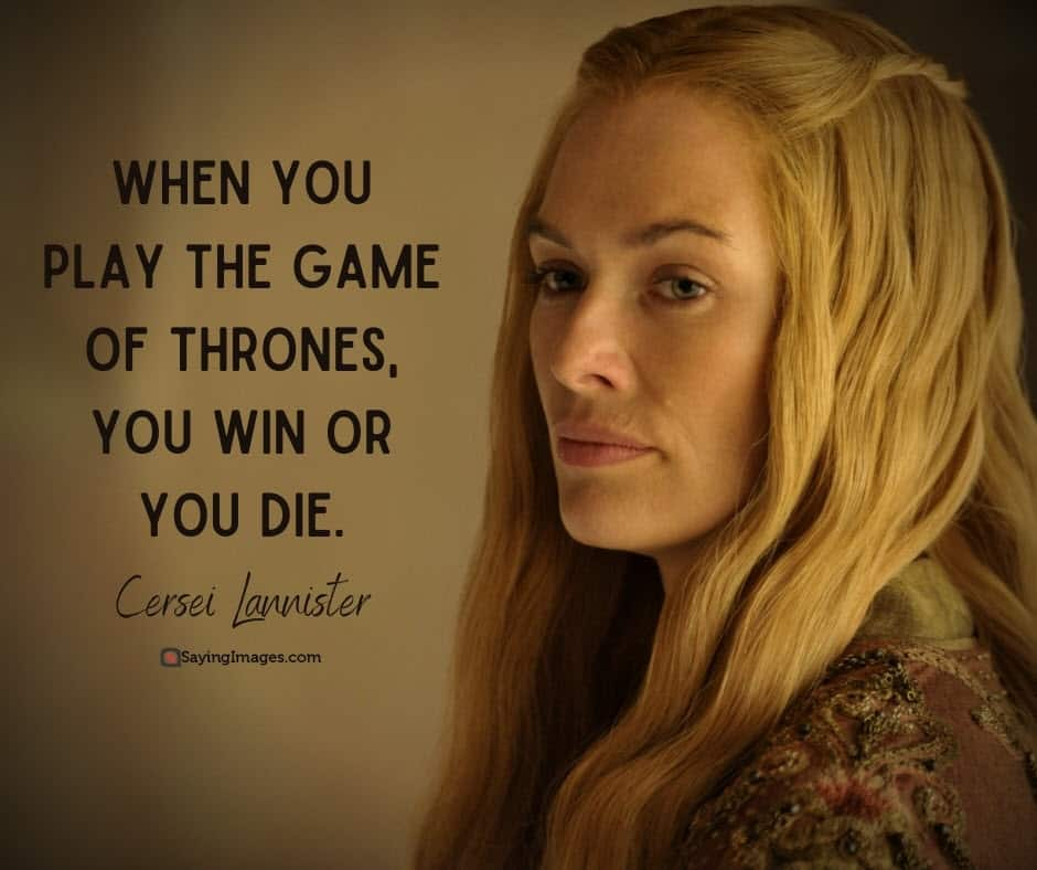game of thrones die quotes
