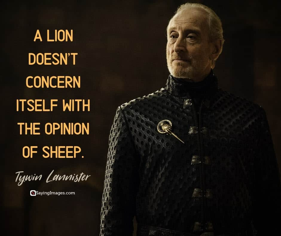 game of thrones opinion quotes