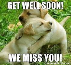 get well soon meme