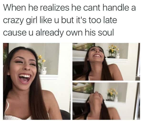 girlfriend crazy girl meme