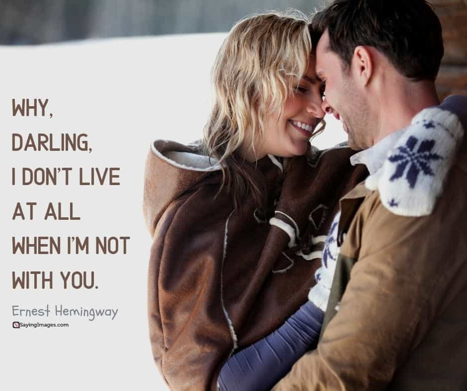 girlfriend darling quotes