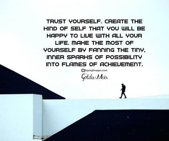 golda meir trust quotes