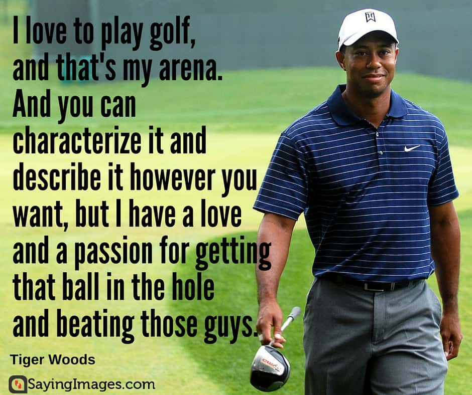 60 Fun And Motivating Golf Quotes SayingImages Beauteous Golf Love Quotes