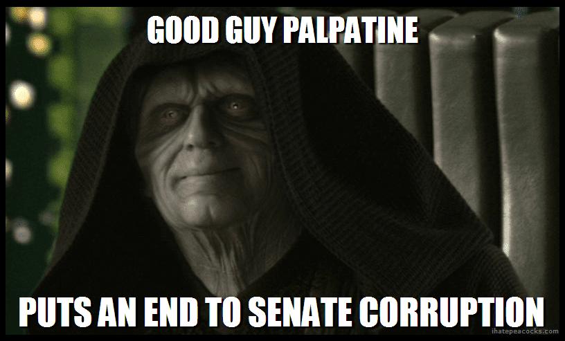 20 Emperor Palpatine Memes Thatll Make Fans Laugh Sayingimagescom