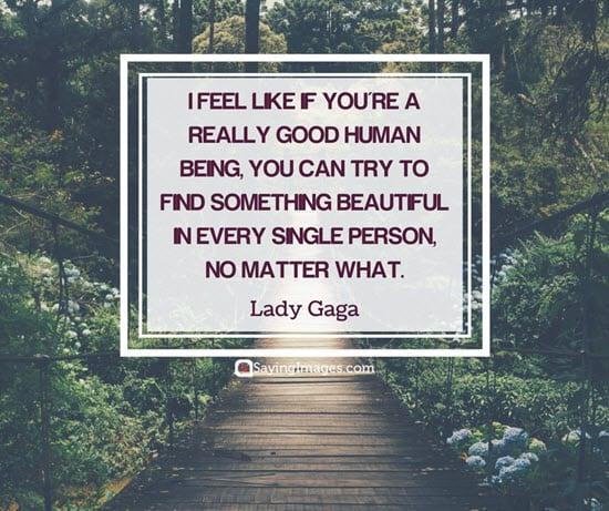 good lady gaga quotes