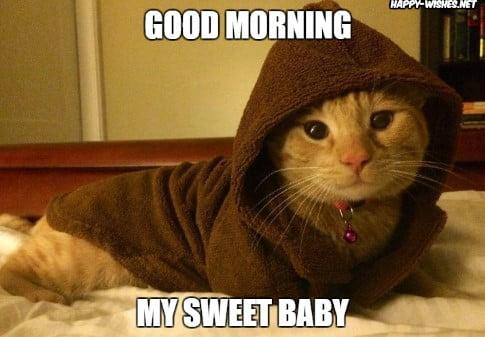 Romantic Good Morning Meme For Her